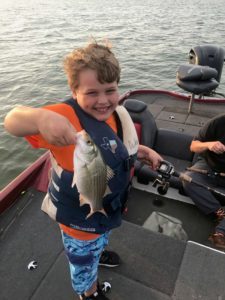 Lake Dallas Kids Fishing