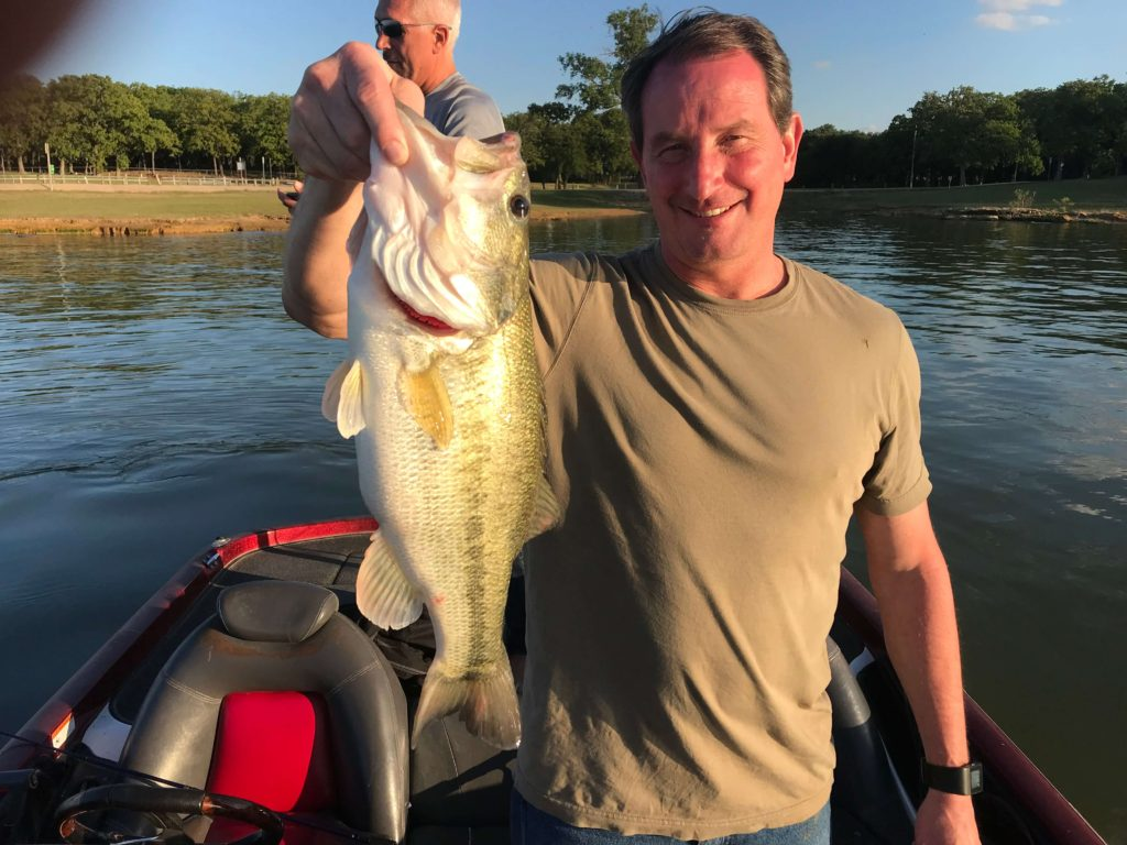 Lake Lewisville Bass Guide