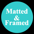 Matted-Framed
