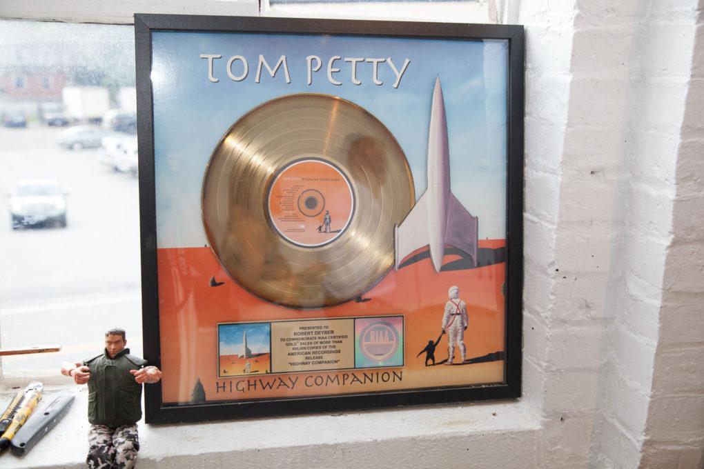 Robert Deyber-Tom Petty