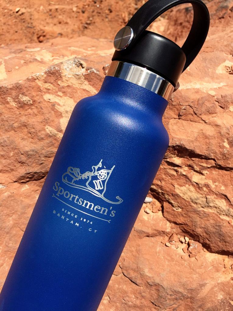 Sportsmen's water bottle