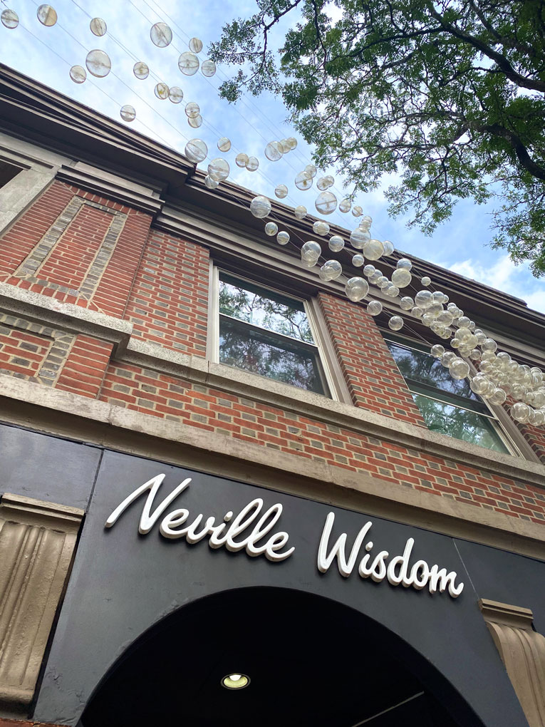 We Could All Use Some Neville Wisdom Unlocking Connecticut