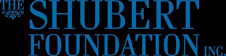 Copy-of-Shubert-Foundation-Logo
