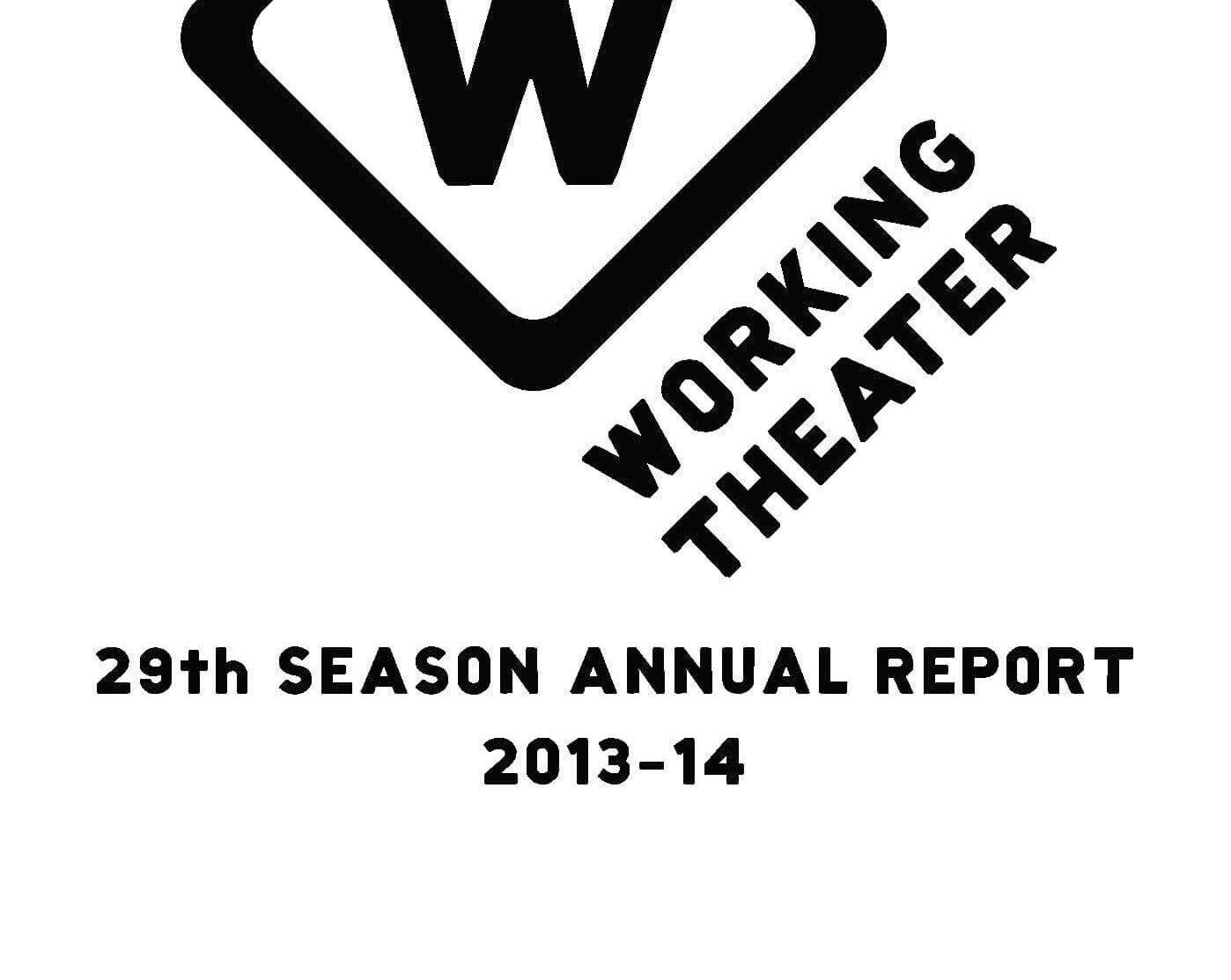 29th season annual report