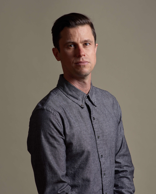 Dan Hoyle Portrait by Peter Prato
