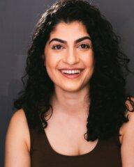 Sanam Hashemi- Program Coordinator