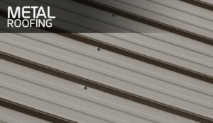 Commercial and Residential Metal Roofing