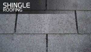 Commercial and Residential Shingle Roofing