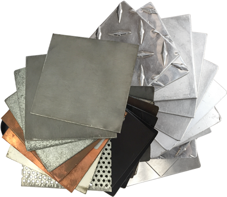 Metal Fabrication Materials