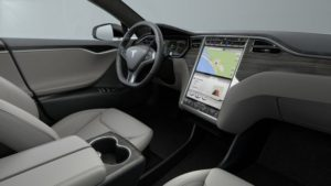 Tesla 's Updated Autopilot Uses Radar For Safety, Can Exit Highways