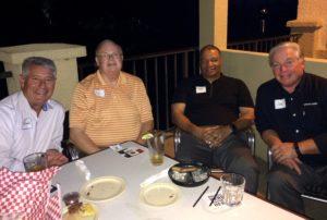 Richard, Ed, Chris and Joe