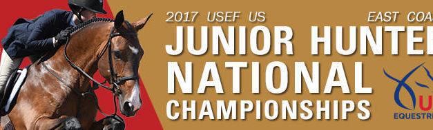 USEF Junior Hunter Championship – East (Day 1 Results)