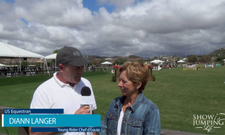 What Is The USEF Show Jumping Talent Search?