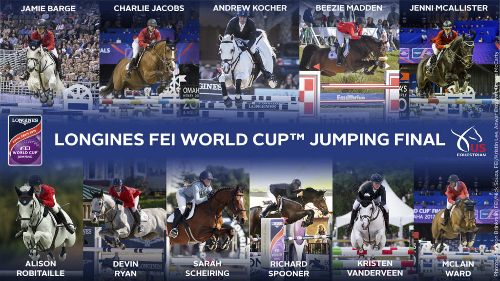 2019 World Cup Jumping