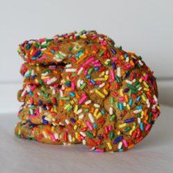 Birthday Cake Cookie Monstah