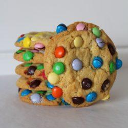 M&M Sugar Cookie Monstah