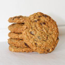 Oatmeal Raisin Cookie Monstah