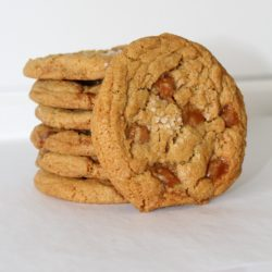Salted Caramel Cookie Monstah
