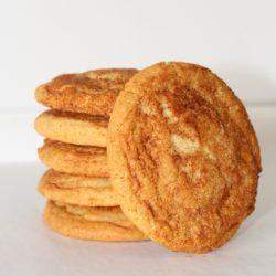 Snickerdoodle Cookie Monstah