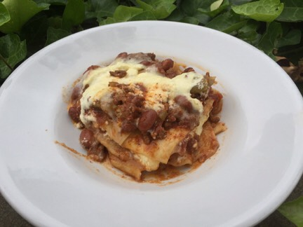 Photo - Mexican Lasagna