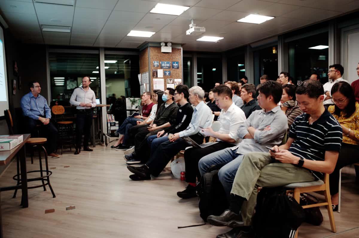 Ethereum Meetup: Understanding Quorum – JP Morgan's Ethereum Fork