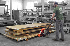 PowerPallet Manufacturing