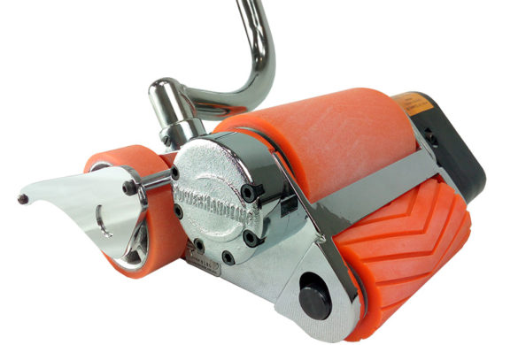 Powerroll A Series air-operated easy to use moving solution