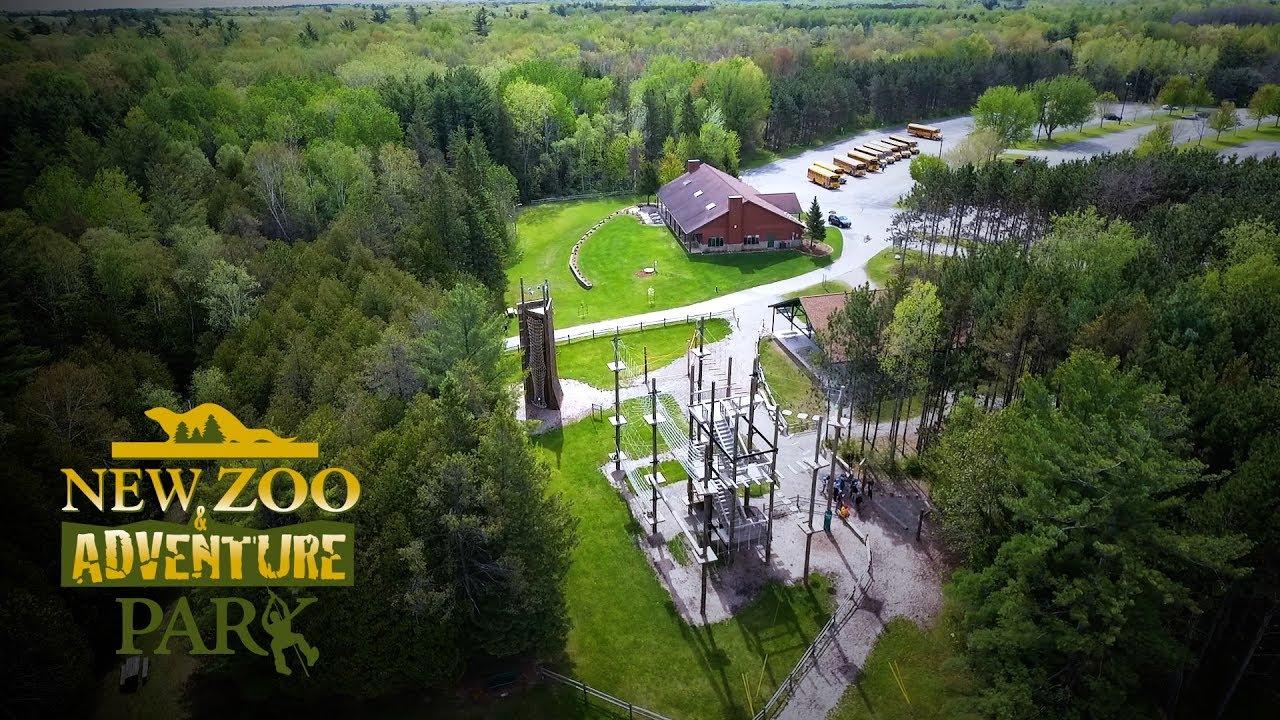 NEW Zoo Adventure Park