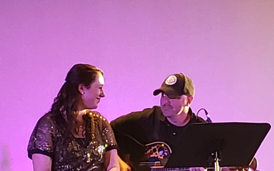 Heidi and Mike