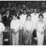 1959 Graduation Ceremony