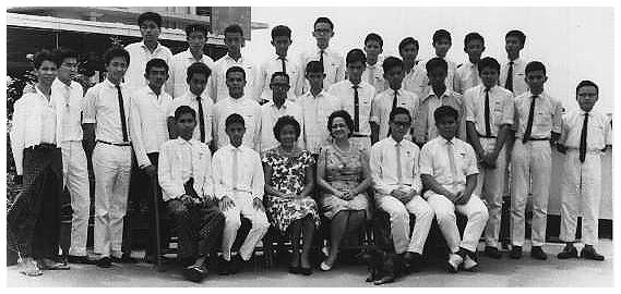 Prefects 1960s