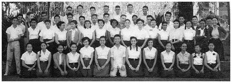 Prefects of 1956-1957