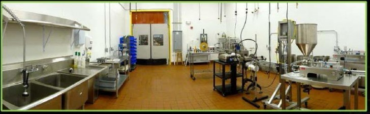 A kitchen such as this one is envisioned in the plan for the incubator/lab space. /Courtesy photo.