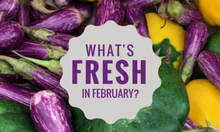 What's Fresh in Florida in February?