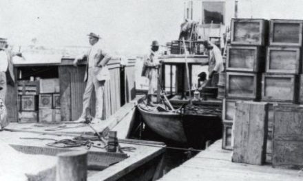 Flashback: WPB Stub Canal Turning Basin Opens in 1918