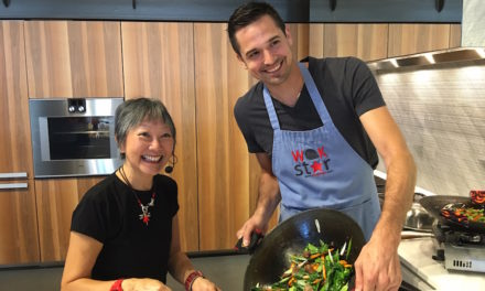 Eleanor Hoh will teach you how to become a 'wok star'