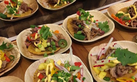 Cravings: Smoked Pork Tostadas from Chef Clay Carnes