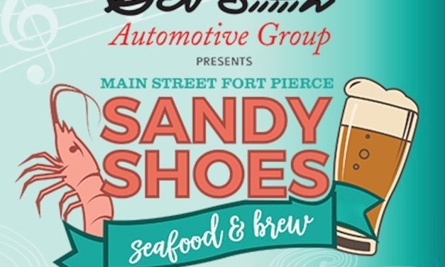 Sandy Shoes Seafood  & Brew Festival