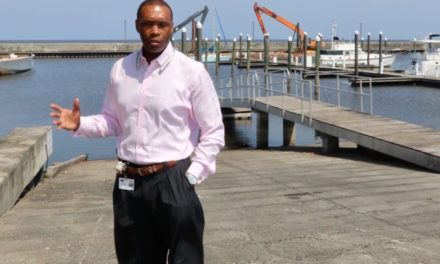 Pahokee city manager, Chandler Williamson, optimistic about the future