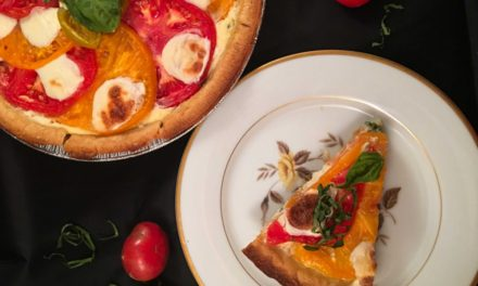 Quick and Easy Recipe for Heirloom Tomato Pie