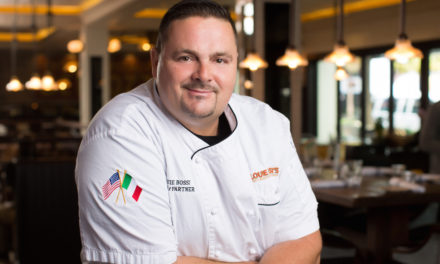 Louie Bossi will host A Taste of Recovery on June 3