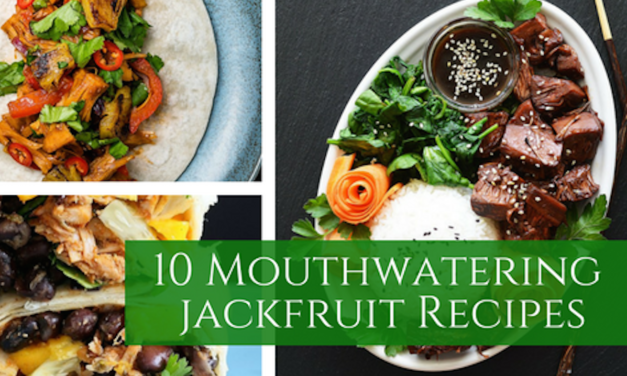 10 Vegan Jackfruit Recipes that will Blow your Mind