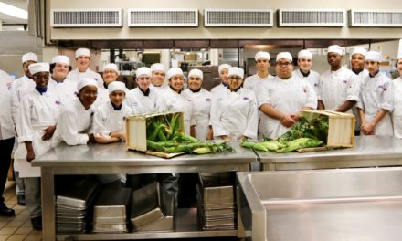 Culinary students at South Tech learn a 'sweet' lesson