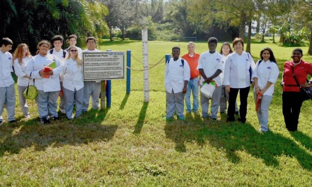 Culinary students learn 'fascinating' facts about the Glades