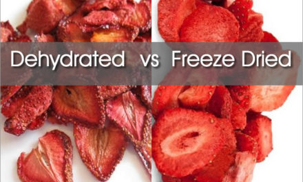 Take our quiz about 'dehydrated' vs. 'freeze-dried' foods