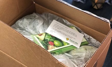 Fresh Life Organics delivers produce to your door