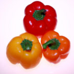 Five fun facts about bell peppers (those red ones were once green!)