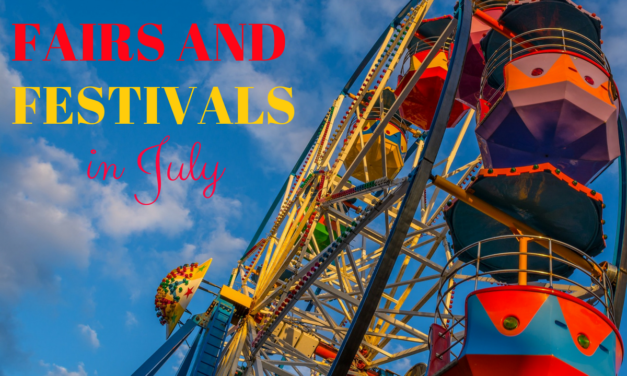 Florida Fairs and Festivals in July