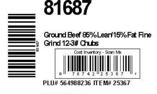 JBS Tolleson issues nationwide recall of raw beef products due to possible Salmonella contamination
