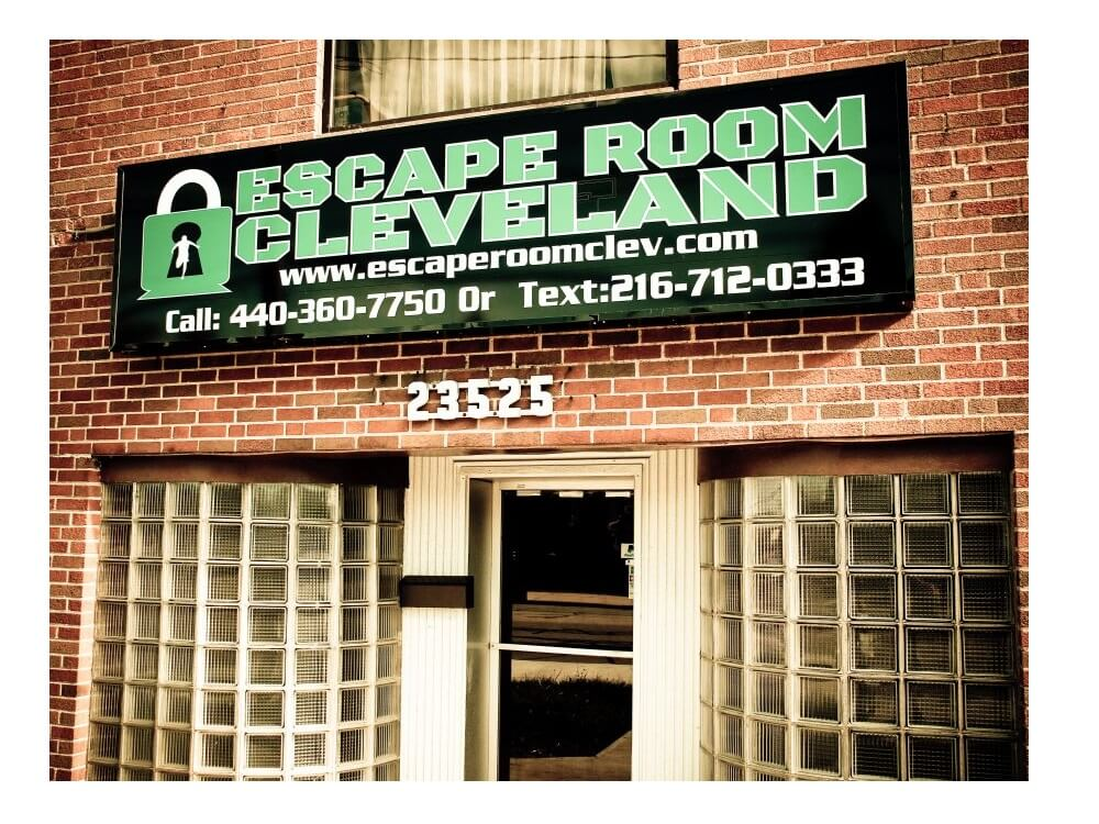 Escape Room in Cleveland